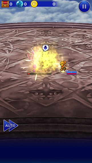 Burst Mode (Record Keeper)/Final Fantasy X
