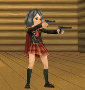 FFT-0 Virtual World King's Handguns