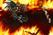 FFVI IOS Kaiser Dragon