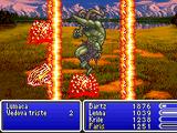Ifrit (Final Fantasy V)