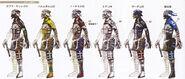 FFXIII Soldiers Art