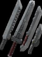 Fusion Sword Components SSBU Render