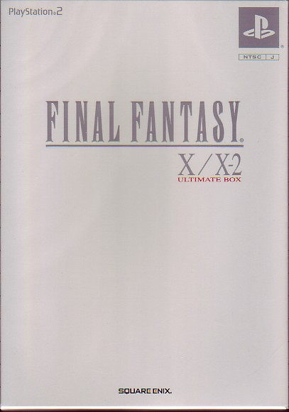 Final Fantasy X/X-2 Ultimate Box
