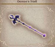 Bravely Default Demon's Staff