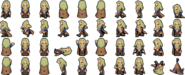 Duncan sprite sheet from FFVI iOS
