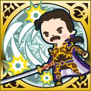 FFAB Fang - Cyan Legend SR+