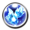FFRK Cursed Strong Ice Icon
