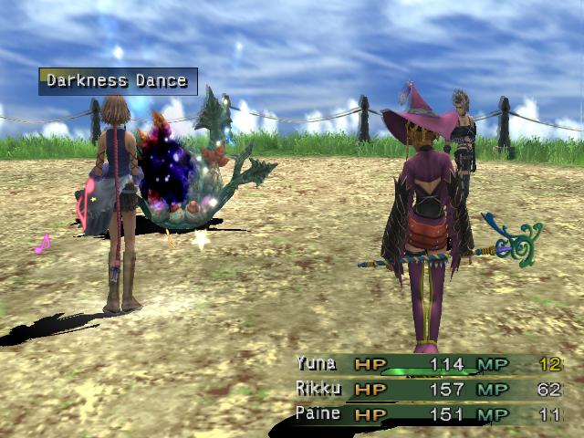 Dance (Final Fantasy X-2)