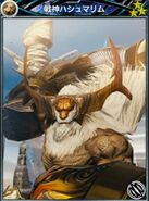 MFF War God Hashmal - Monk