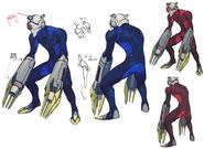 Shock Troopers artwork for FFVII Remake