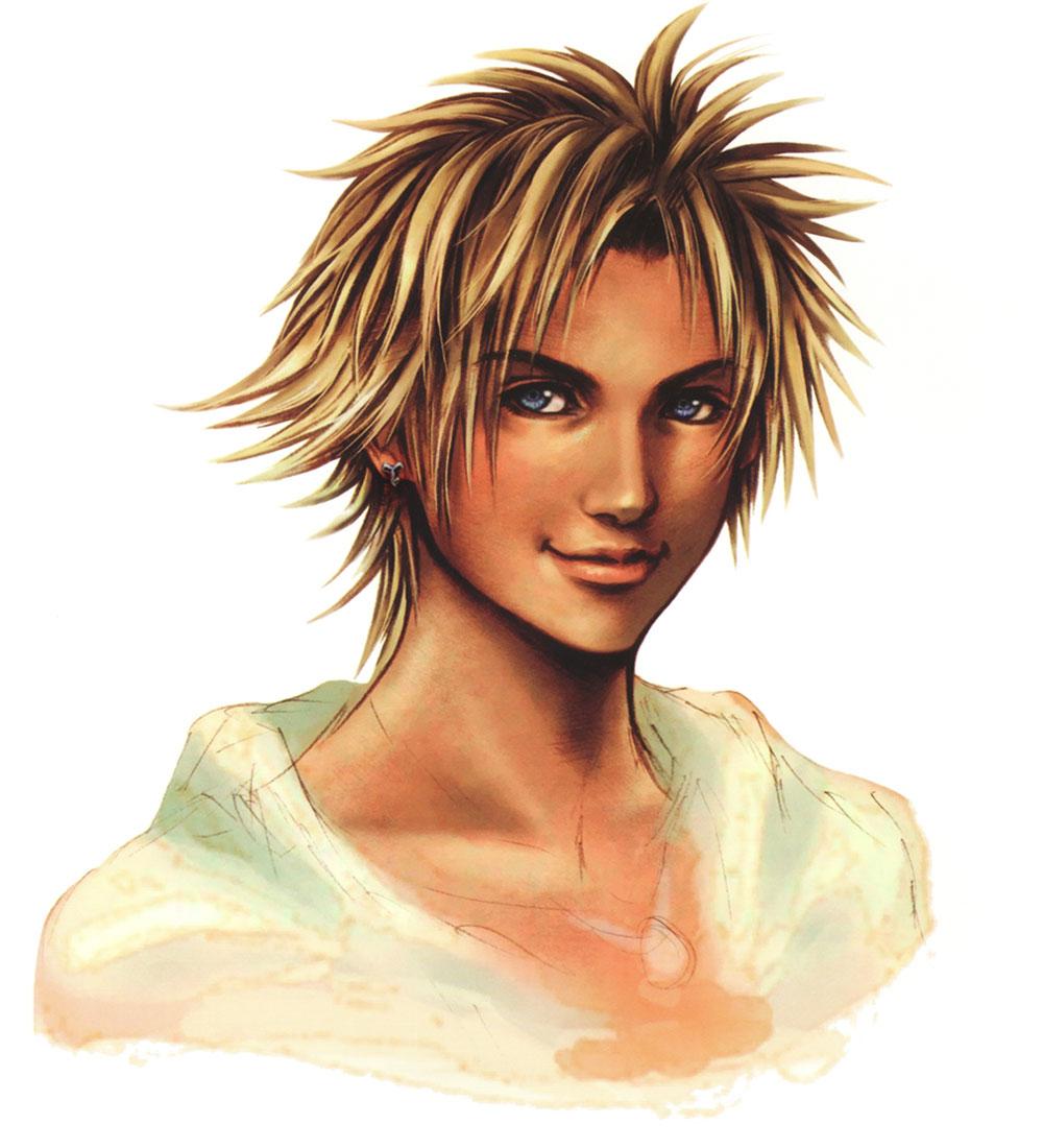 --Cloud Strife--