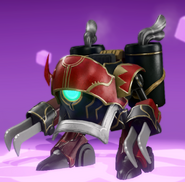 WoFF Crimson Armor