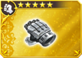 DFFOO Silver Knuckles (0)