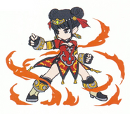 FFBE Xiao - sprite concept