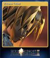 FFIX Steam Card Zidane Tribal