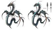FFXIV Leviathan Artwork