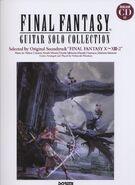 Final Fantasy Guitar Solo Collection X~XIII-2