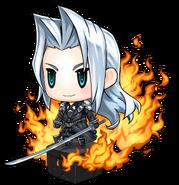 PFF Sephiroth Illust