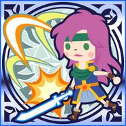FFAB Elemental Attack - Faris Legend SSR+