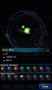 FFBE Green Wisp Analyze