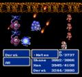 FFIII NES Meteor