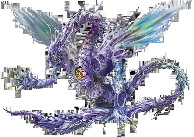 Chrono Dragon/signet