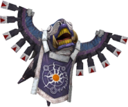 FFXIII enemy Rangda