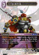 Gilgamesh 1-128R from FFTCG Opus