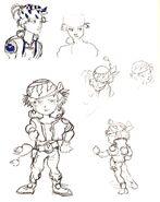 Locke Sketch 1