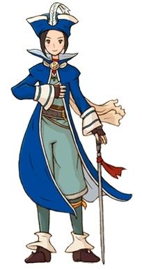 Blue Mage (Tactics A2)