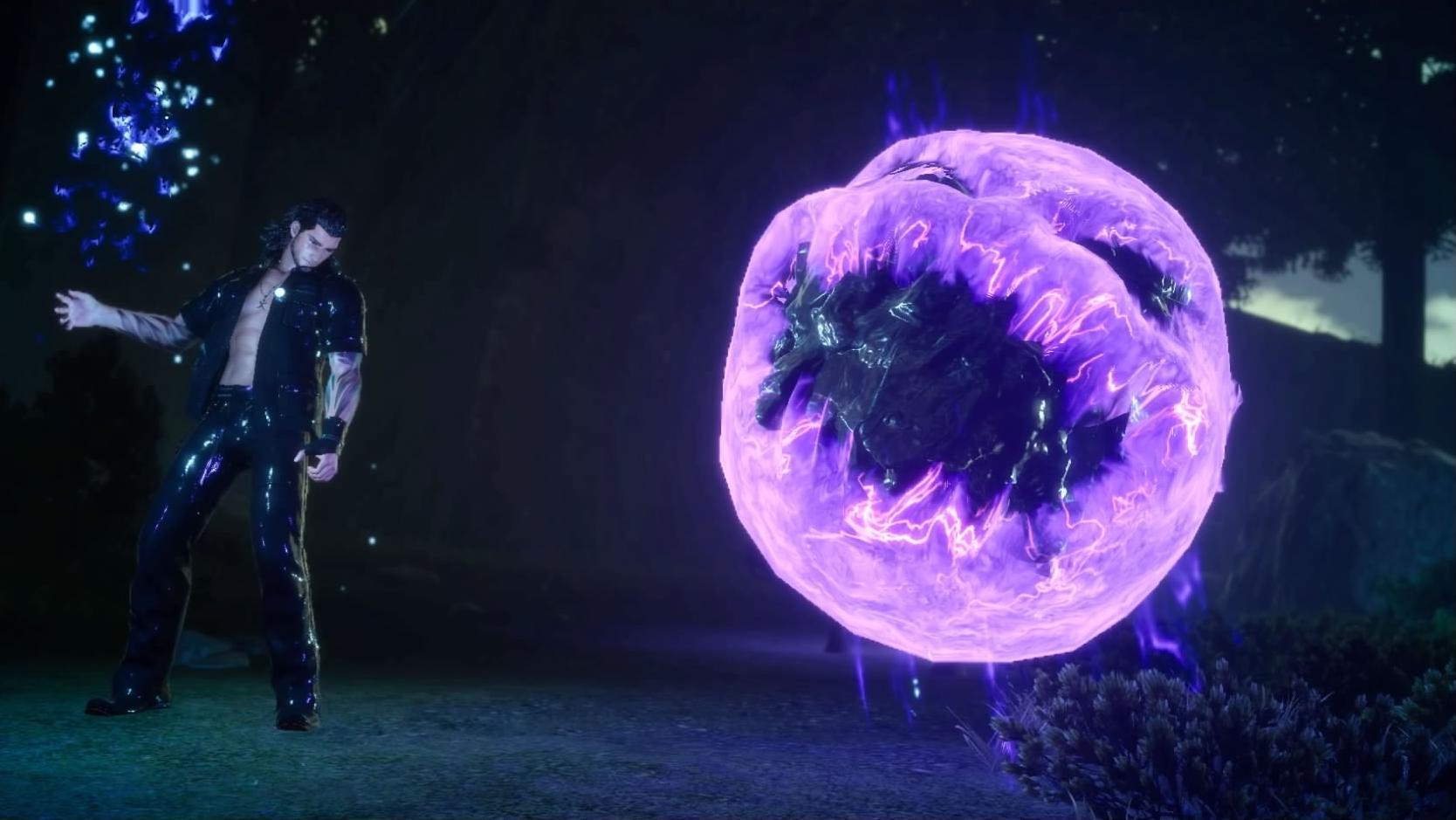 Громобомба (Final Fantasy XV)