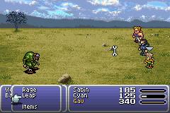 Бандит (Final Fantasy VI)