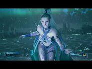 Diamond Dust - Shiva summon sequence - Final Fantasy VII Remake