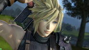Dissidia Final Fantasy cloud arcade