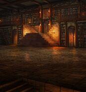 FFBE Orbonne Monastery Vaults BG