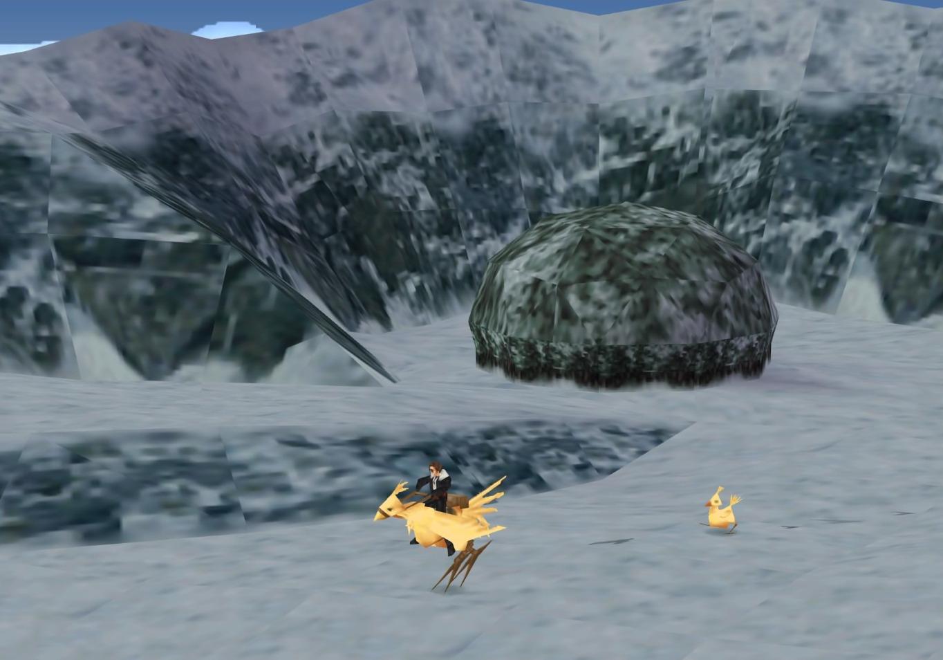 Chocobo (Final Fantasy VIII)