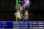 FFVII Dragon