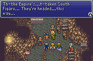 FFVI GBA Occupation of South Figaro 8