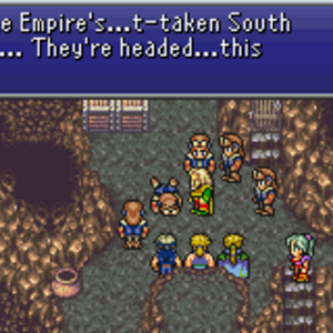 FFVI GBA Occupation of South Figaro 8.png