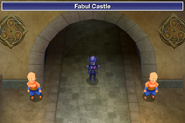 Fabul Castle Entrance FFIV IOS