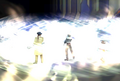 Fujin uses Tornado from FFVIII Remastered