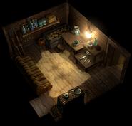 Holzoff cabin
