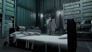 Imperial recovery room in FFXV Episode Ardyn
