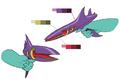 Pist's Gun palette concept for Final Fantasy Unlimited