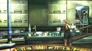 Tidus and his trophies
