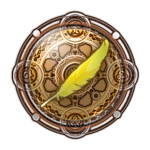 """""""Tricky Trapper"""" trophy icon."""