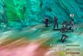 Esthar Soldier Cyborg Sword Strike from FFVIII R