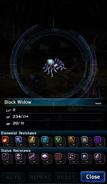 FFBE Black Widow Analyze