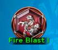 FFDII Cerberus Fire Blast I icon