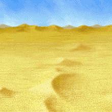 FFIV Desert Background GBA.png